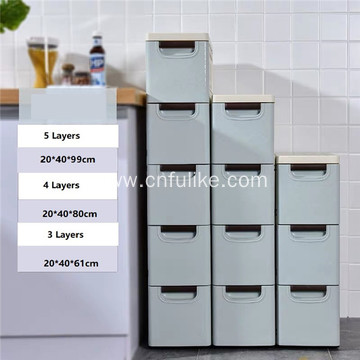Adjustable Stackable Wardrobe Large Storage Drawers