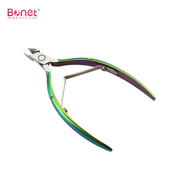 Cuticle Nippers Clippers Stainless Steel Hangnail Remover
