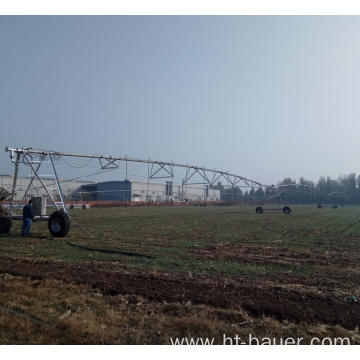Movable Linear Pivot irrigation system DPP-144