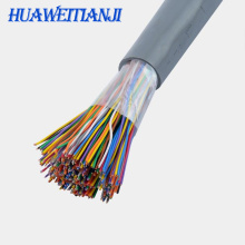 50 pairs of large logarithm of indoor hysv,Communication Cable factory Multipair Cat3 50*2*0.4 telephone cable 100M
