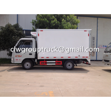 JAC Refrigerated Trucks for Food