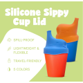 Custom Silicone Sippy Cup Lids