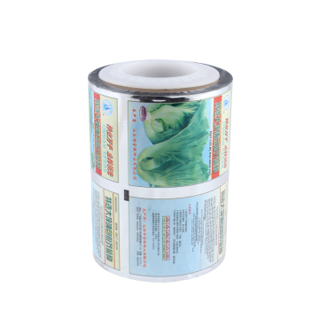 Vegetable Seed Packaging Roll Film