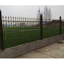 hand made wrought iron fence for sale