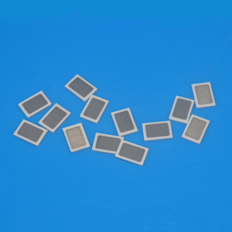 Metallized Ceramic Shim