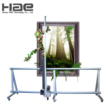 3D Room Decoration Vertical Wall Printer