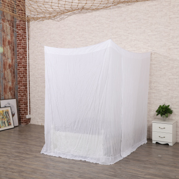 100% Cotton Rectangular Mosquito Net For Bed
