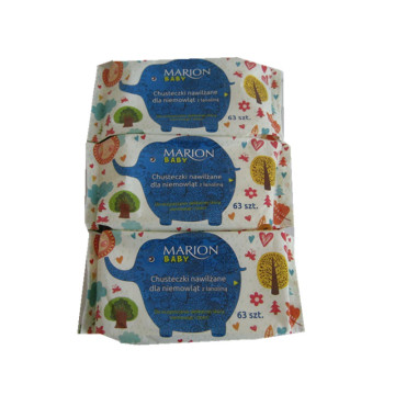 Organic Bamboo Individually Wrapped Wet Tissues