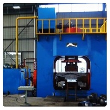 Carbon Steel Cold Forming Tee Machines
