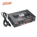 GHXAMP 15W*2 Bluetooth 4.2 Digital Power Amplifier 2 Way Car Home Audio Amplifier 4-16 Ohm Speaker TF Card FM Radio DC12V DIY