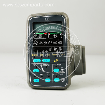 PC300-6 excavator monitor 7834-73-6001 PANEL ASS'Y