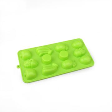 Silicone Bakeware Mold For cake chocolate Jelly