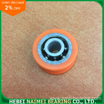 Nylon GF25 Sliding Door Pulley Wheel