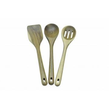 Kitchen 3 Piece wooden Utensil Set