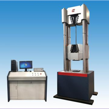WAW-1000 G Steel Strand Tensile Strength Testing Machine