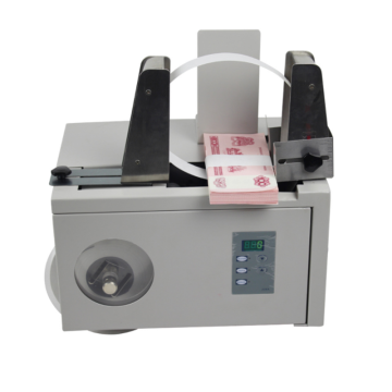 Banknote Money Banding Strapping Machine