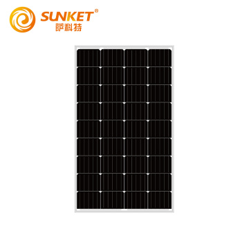 Factory direct supply130w solar panel with good price
