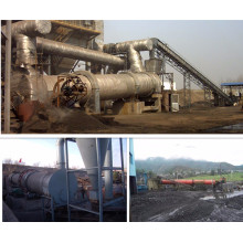 10-20 t/h Dring Process System For Lignite Coal