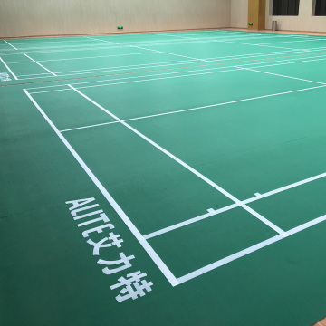 2020 Hot selling PVC Sports Flooring For Badminton