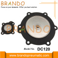 DB120/C + DB16/G Mecair Type Diaphragm Repair Kit