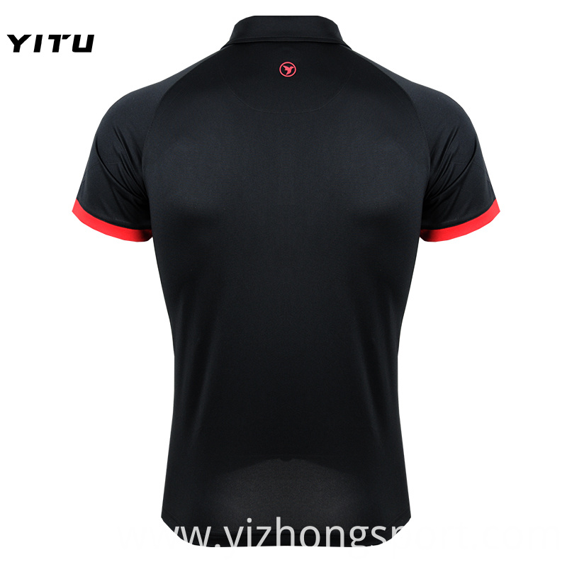 Moisture Wickiing Polo Shirt