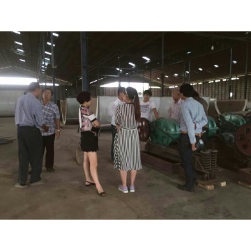 environmentally friendly waste tire pyrolysis plant
