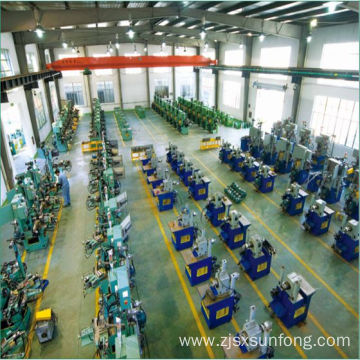 Outer and Inner Chamfer Bearing Ring Lathe Machine