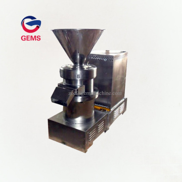 Industrial Hazelnut Nuts Grinder Mill Milling Machine