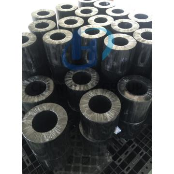 Black Color PTFE teflon tube pipe