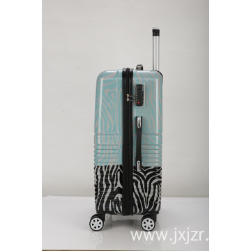 Animated Pattern Travel luggage