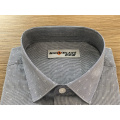 Exquisite men's stand-up collar shirt
