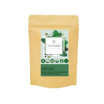 Fresh Dried Organic Goji Berry Juice Powder Natural Chinese Wolfberry