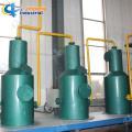 Waste Rubber Recycling Oil Machine