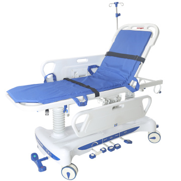 Hospital stretcher bed for ambulance mobile stretcher bed