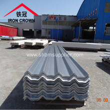 Insulation Fireproof Magnesium Oxide Roofing Tiles