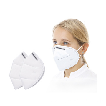 With 5 layers protection filters face mask