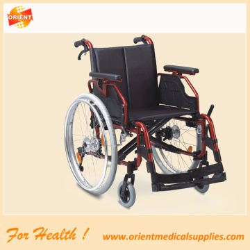 comfortable lightweight portable manual wheelchairs