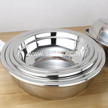 Stainless Steel Multi - purpose Deep Soup Basin