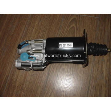 heavy truck clutch servo