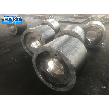Hardfacing Overlay Crusher Roller