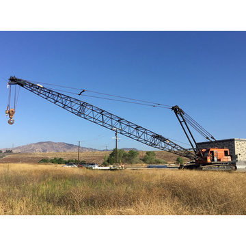 FUWA Lattice Boom Crawler Crane for Sale