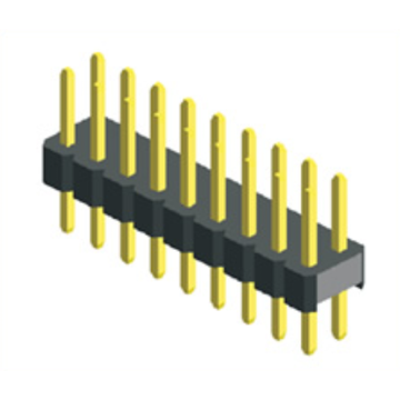 2.00mm Pin Header Dual Row Straight Type