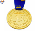 Custom eveny gold medals with own logo