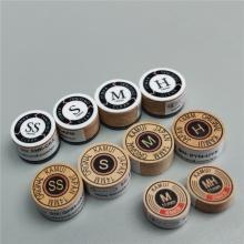Kamui Tips Original Japan 14mm Clear Standard Carom Pool Cue Tip 11mm Snooker Tip Billiard Cue Stick Tips Billiard Accessories