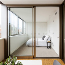 Lingyin Construction Materials Ltd Aluminium  Glass Sliding Doors for house
