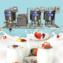 Complete Stirred Set Yogurt Processing Line Plant