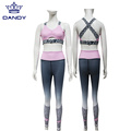 Cheer sport bra and legging