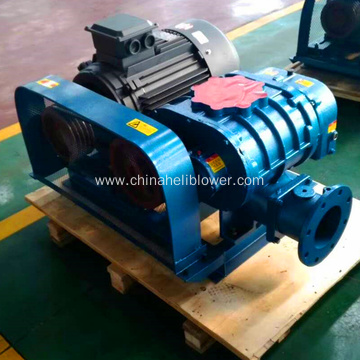 Gas Burner Roots Air Blower