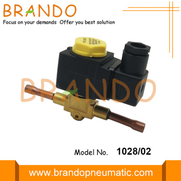 1028/02 Direct Acting 1/4'' ODS Refrigerator Solenoid Valve