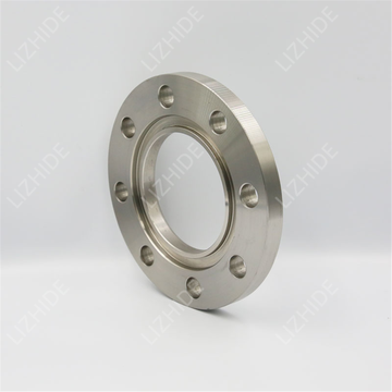 ANSI B16.5 standard 4 inch size slotted flange